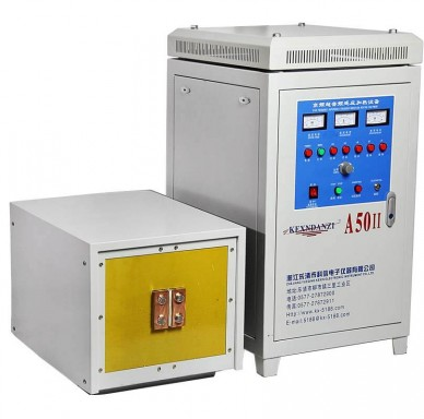 60KW High Frequency Induction Melting Furnace