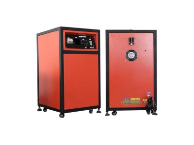 25KW Gold Melting Induction Furnace