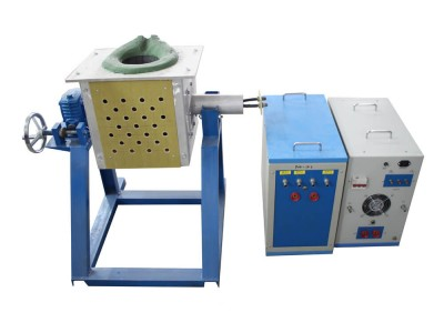 25KW Medium Frequency Induction Heating Machine