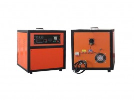 Small Capacity Induction Metal Melting Furnace