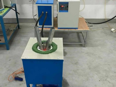 25KW Medium Frequency Induction Heating Machine