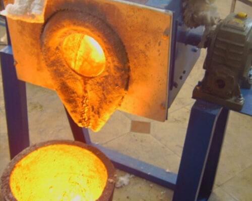 Induction Melting Furnace