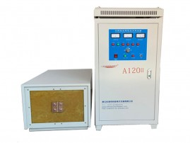 120KW High frequency Induction Heating Machine