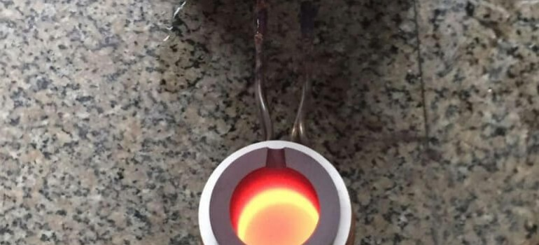 How to melt metal?
