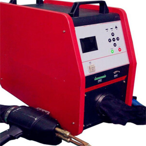 Portable Induction Heating Welding Forging Brazing Machine