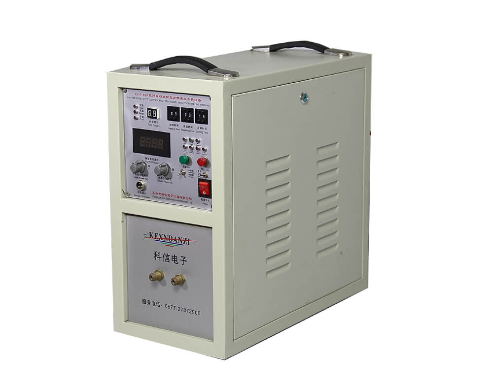18KW High Frequency Induction Heating Machine KX-5188A18