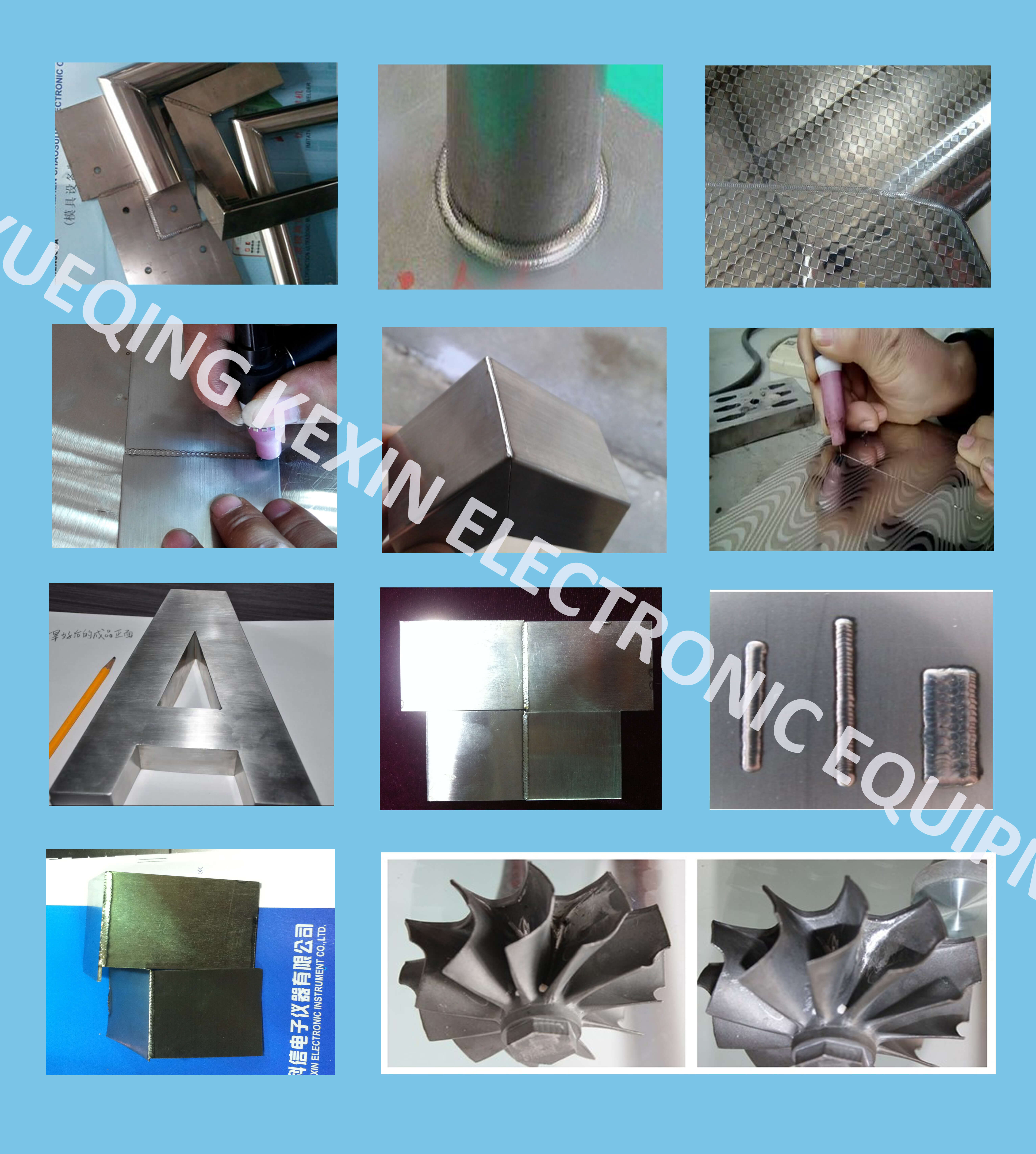 Cold Welding Machine Mold Reparing Machine Applications