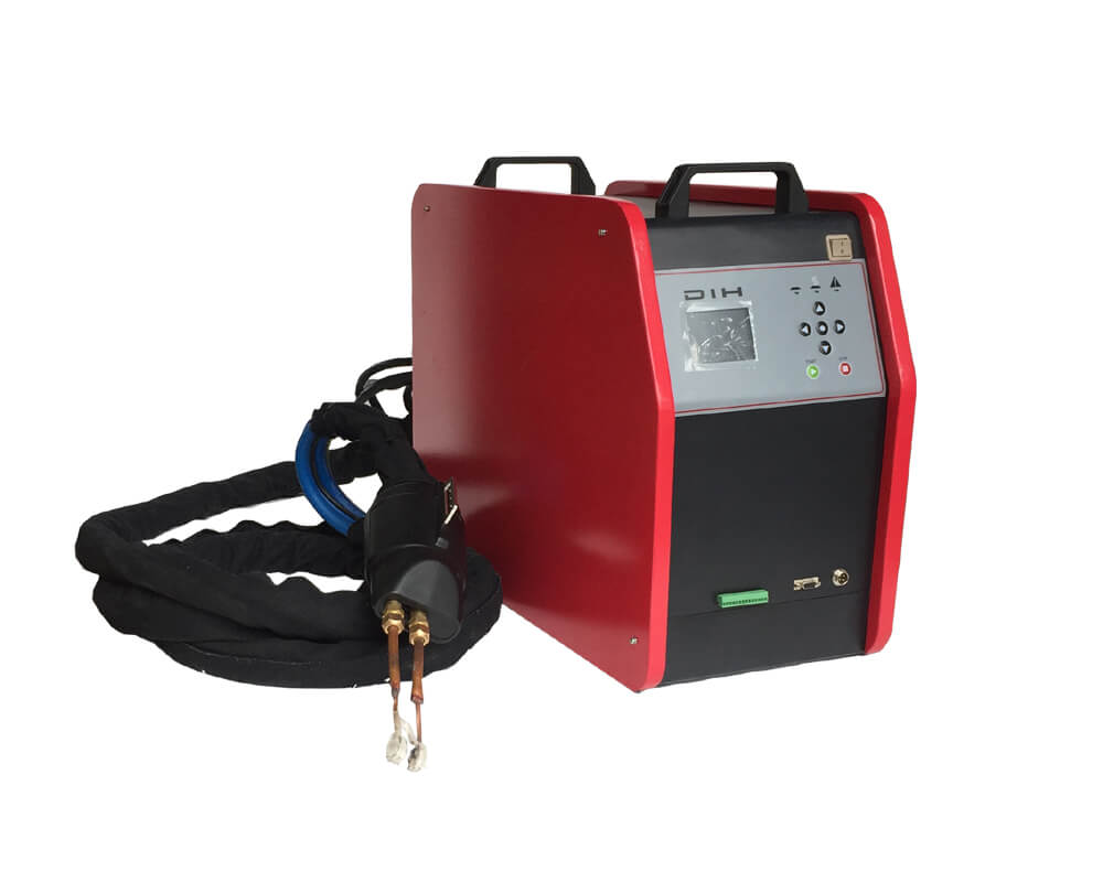 Inductive Heater Facias 15kw 30 80khz All Solid State Induction Heating Melting Furnace Portable Welding Forging Brazing Machine