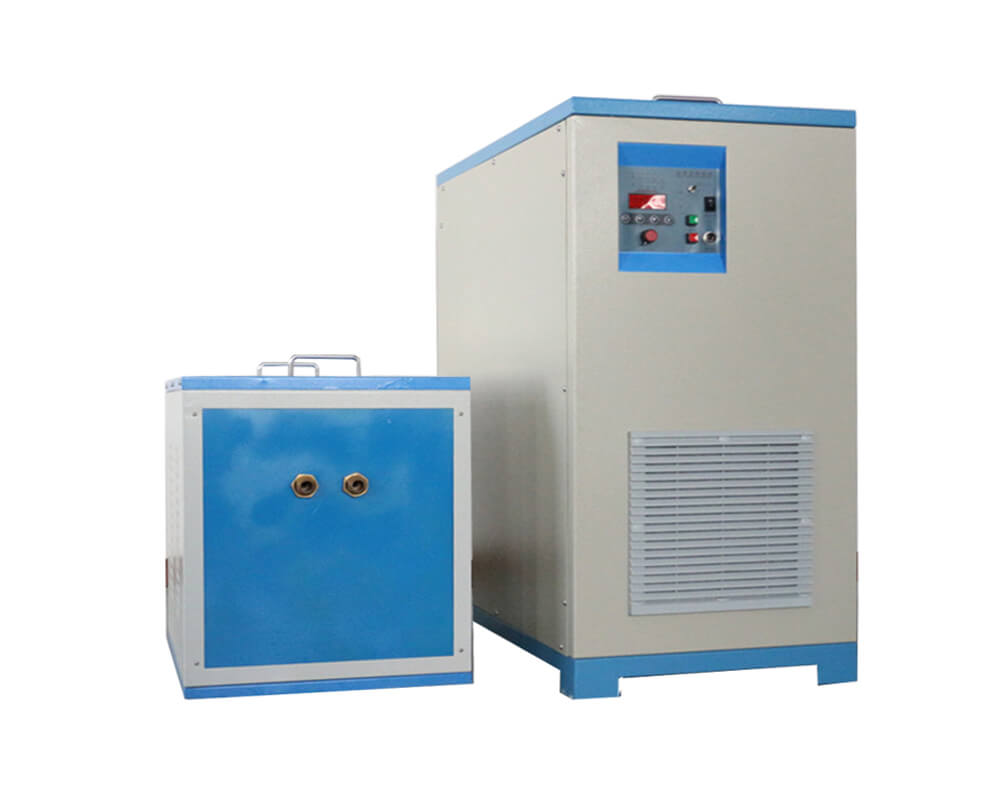 90KW Medium Frequency Induction Melting Furnace