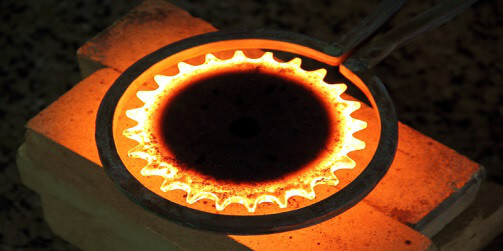Advantage of Using Induction Heating