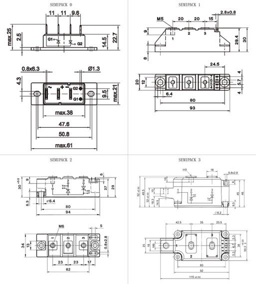 Rectifier module-2