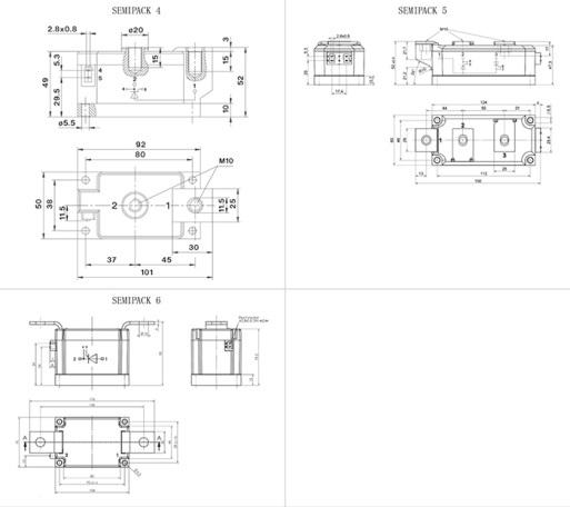 Rectifier module-4